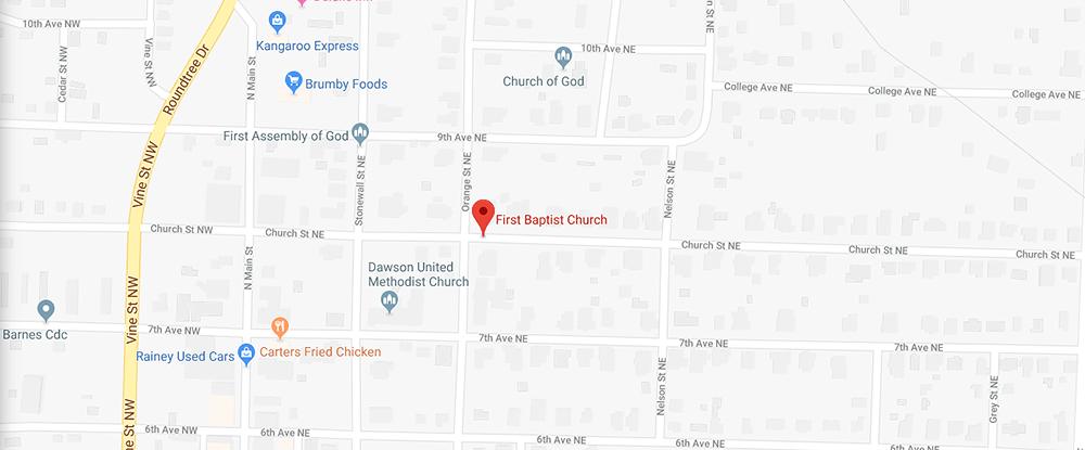 FBC Dawson Location